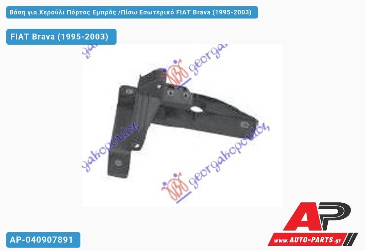 Βάση για Χερούλι Πόρτας Εμπρός /Πίσω Εσωτερικό FIAT Brava (1995-2003)