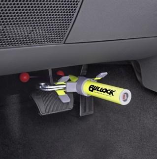 Bullock Excellence Αντικλεπτικό Μπαστούνι Κλειδώματος Φρένου - Συμπλέκτη - SUBARU BRZ (ZN6/ZC6) (2012+)