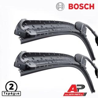 Μπροστά Υαλοκαθαριστήρες BOSCH Eco Σετ για Infiniti Q50[V37](2013+)