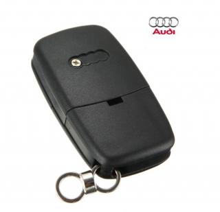 Άκοπο Κλειδί με 3 Κουμπιά για A3, A4, TT και άλλα μοντέλα Audi - AUDI A3 (8L) (1996-2003)
