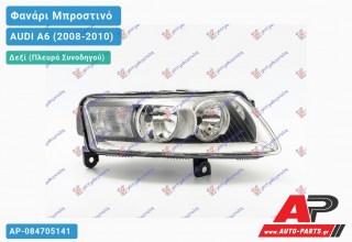 Ανταλλακτικό μπροστινό φανάρι (φως) - AUDI A6 (2008-2010) - Δεξί (πλευρά συνοδηγού)