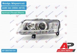 Ανταλλακτικό μπροστινό φανάρι (φως) - AUDI A6 (2008-2010) - Αριστερό (πλευρά οδηγού) - Xenon