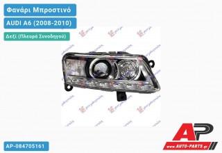 Ανταλλακτικό μπροστινό φανάρι (φως) - AUDI A6 (2008-2010) - Δεξί (πλευρά συνοδηγού) - Xenon