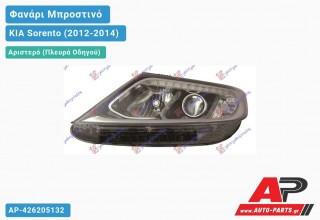 Ανταλλακτικό μπροστινό φανάρι (φως) - KIA Sorento (2012-2014) - Αριστερό (πλευρά οδηγού)