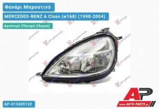 Ανταλλακτικό μπροστινό φανάρι (φως) - MERCEDES-BENZ A Class (w168) (1998-2004) - Αριστερό (πλευρά οδηγού)
