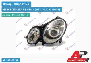 Ανταλλακτικό μπροστινό φανάρι (φως) - MERCEDES-BENZ E Class (w211) (2002-2009) - Αριστερό (πλευρά οδηγού)