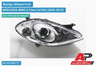 Ανταλλακτικό μπροστινό φανάρι (φως) - MERCEDES-BENZ A Class (w169) (2004-2012) - Δεξί (πλευρά συνοδηγού)