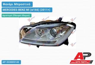 Ανταλλακτικό μπροστινό φανάρι (φως) - MERCEDES-BENZ Ml (w166) (2011+) - Αριστερό (πλευρά οδηγού)