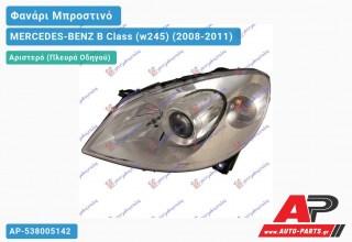 Ανταλλακτικό μπροστινό φανάρι (φως) - MERCEDES-BENZ B Class (w245) (2008-2011) - Αριστερό (πλευρά οδηγού)