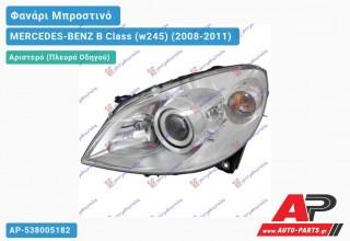 Ανταλλακτικό μπροστινό φανάρι (φως) - MERCEDES-BENZ B Class (w245) (2008-2011) - Αριστερό (πλευρά οδηγού) - Xenon