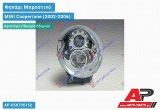 Ανταλλακτικό μπροστινό φανάρι (φως) - MINI Cooper/one (2002-2006) - Αριστερό (πλευρά οδηγού) - Xenon