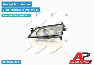 Ανταλλακτικό μπροστινό φανάρι (φως) - OPEL Vectra B (1996-1998) - Αριστερό (πλευρά οδηγού)