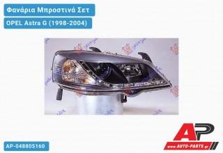 Ανταλλακτικά μπροστινά φανάρια / φώτα (set) - OPEL Astra G (1998-2004)