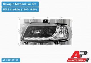 Ανταλλακτικά μπροστινά φανάρια / φώτα (set) - SEAT Cordoba (1997-1998)