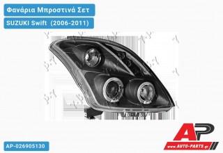 Ανταλλακτικά μπροστινά φανάρια / φώτα (set) - SUZUKI Swift [Hatchback] (2006-2011)