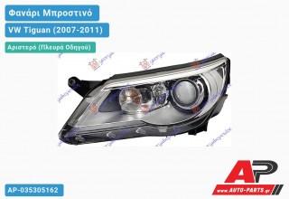 Ανταλλακτικό μπροστινό φανάρι (φως) - VW Tiguan (2007-2011) - Αριστερό (πλευρά οδηγού) - Xenon