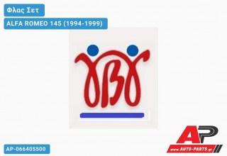 Φλας Φτερού Λευκό (ΣΕΤ) ALFA ROMEO 145 (1994-1999)