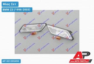 Φλας Φτερού ΣΕΤ Λευκό (Ευρωπαϊκό) BMW Z3 (1996-2003)