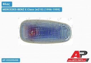 Φλας Φτερού Λευκό MERCEDES-BENZ E Class (w210) (1996-1999)