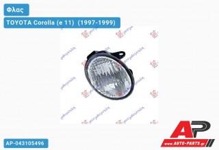 Γωνία Φλας (Ευρωπαϊκό) (Δεξί) TOYOTA Corolla (e 11) [Hatchback,Liftback] (1997-1999)