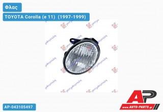 Γωνία Φλας (Ευρωπαϊκό) (Αριστερό) TOYOTA Corolla (e 11) [Hatchback,Liftback] (1997-1999)