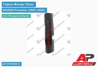 Ανταλλακτικό πίσω φανάρι Δεξί (Πλευρά Συνοδηγού) για NISSAN Primastar (2002-2006)