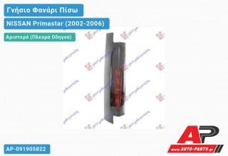 Ανταλλακτικό πίσω φανάρι Αριστερό (Πλευρά Οδηγού) για NISSAN Primastar (2002-2006)