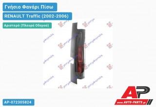 Ανταλλακτικό πίσω φανάρι Αριστερό (Πλευρά Οδηγού) για RENAULT Traffic (2002-2006)