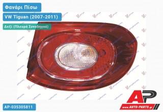 Ανταλλακτικό πίσω φανάρι Δεξί (Πλευρά Συνοδηγού) για VW Tiguan (2007-2011)