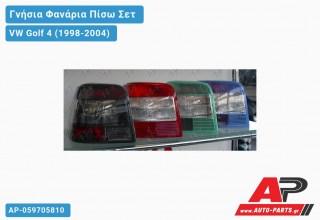 Γνήσια Φανάρια Πίσω Φιμέ ΣΕΤ HELLA VW Golf 4 (IV) (1998-2004)