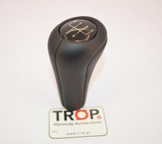 Δερμάτινος Λεβιές 5 Ταχυτήτων για BMW E36, E46, E39 και άλλα μοντέλα - Φωτογραφία τραβηγμένη από TROP.gr