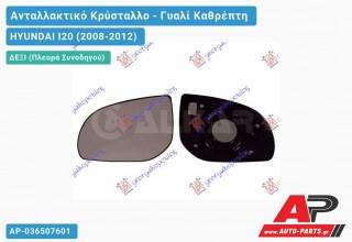 Κρύσταλλο Καθρέφτη (Δεξί) HYUNDAI I20 (2008-2012)