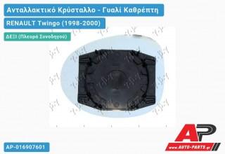 Κρύσταλλο Καθρέφτη (Δεξί) RENAULT Twingo (1998-2000)
