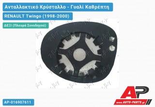 Κρύσταλλο Καθρέφτη ΘΕΡΜΑΙΝ (Δεξί) RENAULT Twingo (1998-2000)