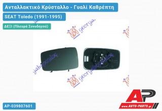 Κρύσταλλο Καθρέφτη (Δεξί) SEAT Toledo (1991-1995)