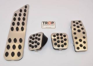 Διακοσμητικά Πεντάλ για Opel Mokka, Astra J και Insignia και άλλα μοντέλα - Φωτογραφία τραβηγμένη από TROP.gr